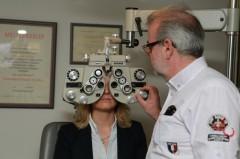Sehtest Düren, Sehgewohnheit, Augentestbestimmung,Sehstärke prüfen,Brillenstärke messen